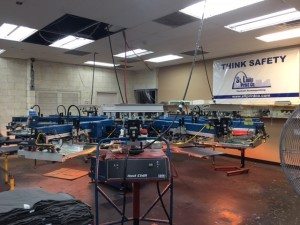 About St.Louis Print Company - Equipment 2