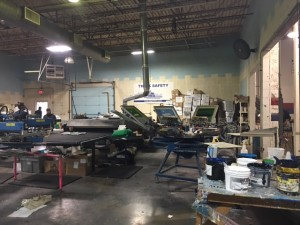 About St.Louis Print Company - Equipment 3