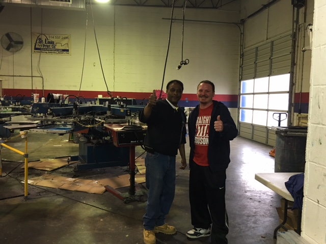 About St.Louis Print Company -Our Crew
