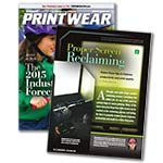 Printwear Magazine: Proper Screen Reclaiming
