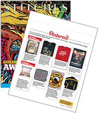 Stitches Magazine: They Pinned Us!