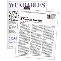 Wearables Magazine: A Growing Problem