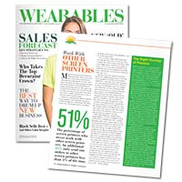 Wearables Magazine: Terry Gives Advice on How and When to Buy New Equipment
